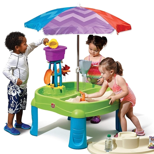 Step2 Splash and Scoop Sand & Water Table