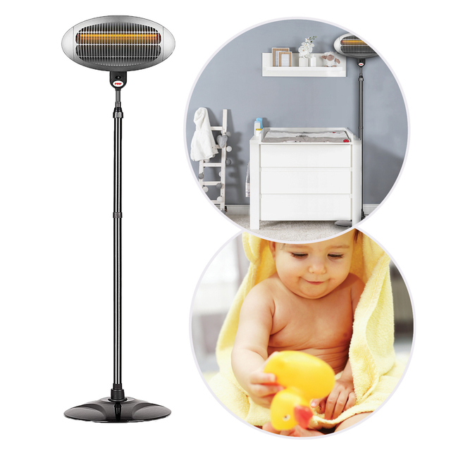 Reer Changing table heater with stand