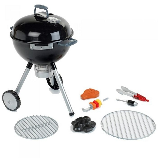Theo Klein 9401 - Weber kettle grill OT Premium with light and sound