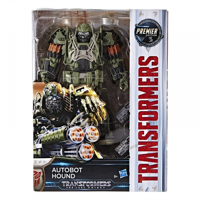 Hasbro Transformers The Last Knight Autobot Hound