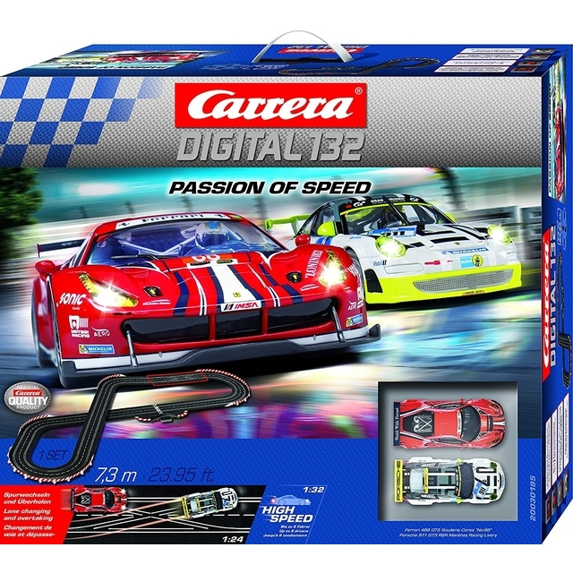 Carrera Digital 132 Passion of Speed 20030195