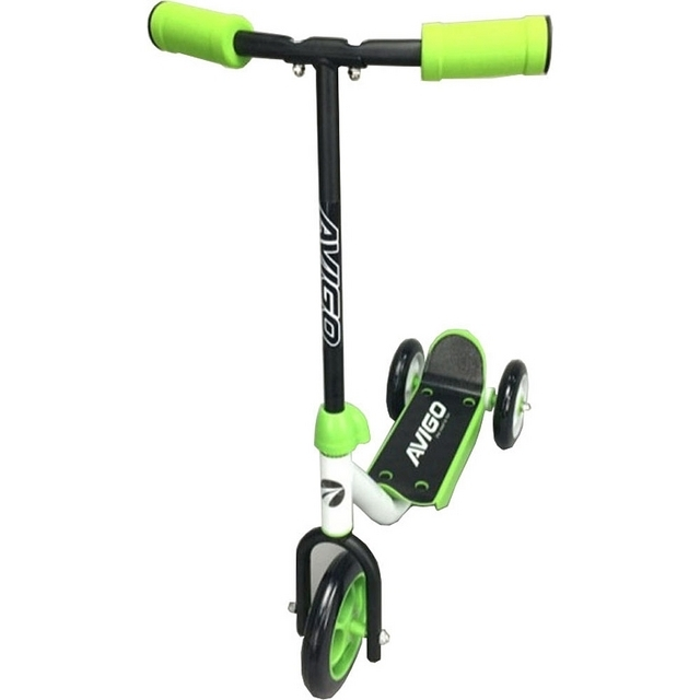 Cкутер AVIGO 3 Wheel Scooter - Green