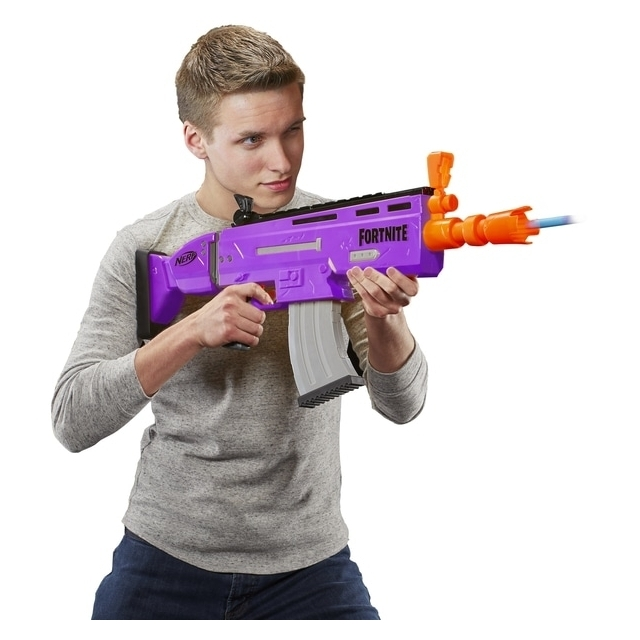 NERF Fortnite AR-E Elite Motorized Blaster