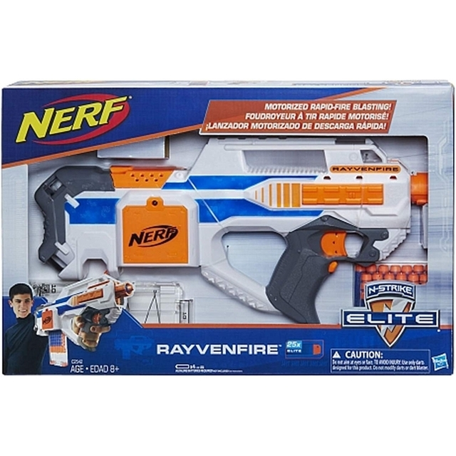 Nerf N-Strike Elite Рэйвенфайер Винтовка