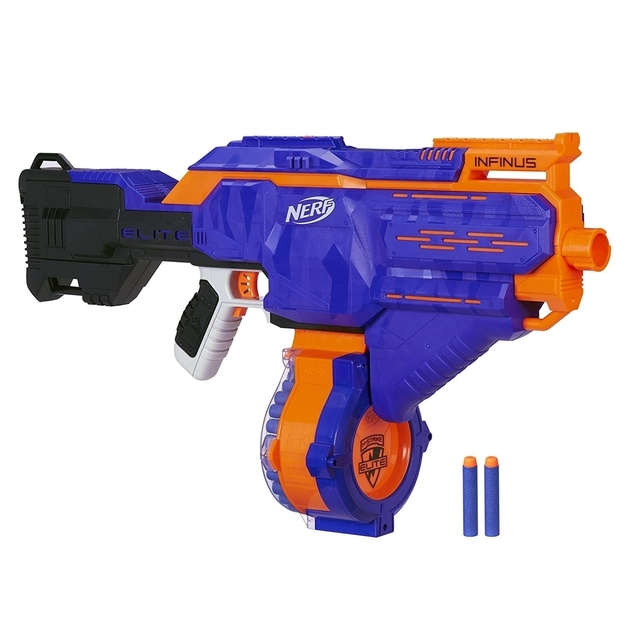 NERF ELITE INFINUS (without original packaging)