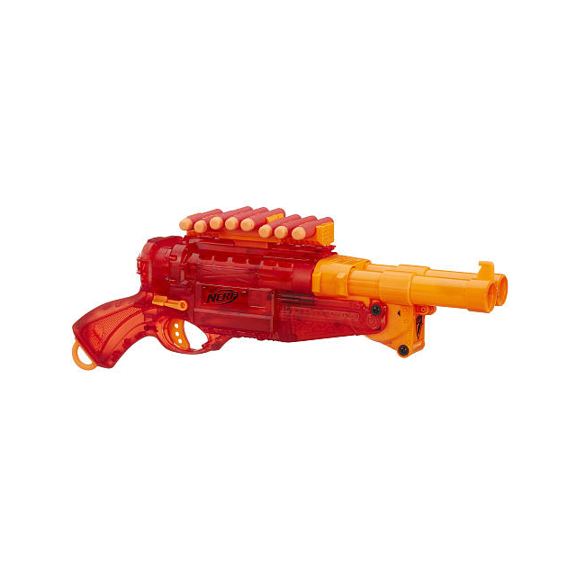 Bинтовкa Nerf Barrel break IX-2 Sonic Fire be pakuotės