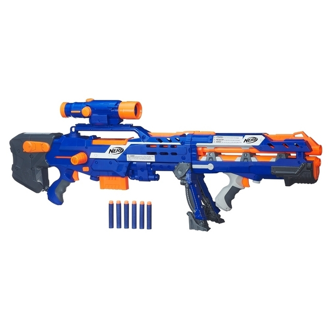 Bинтовкa Nerf N-Strike Elite Long Shot CS-6 Blaster