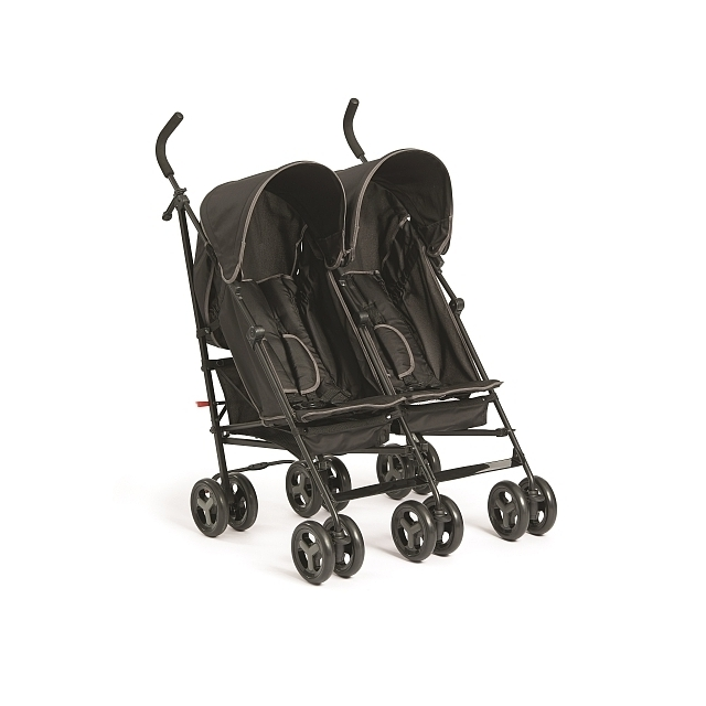 Zobo - Poussette Double - Twin Seats