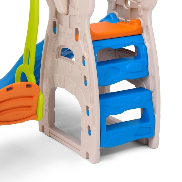 Scramble 'n' Slide Play Centre