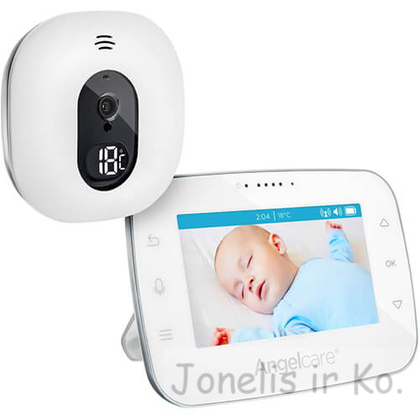 Angelcare AC310-D baby monitor with video surveillance