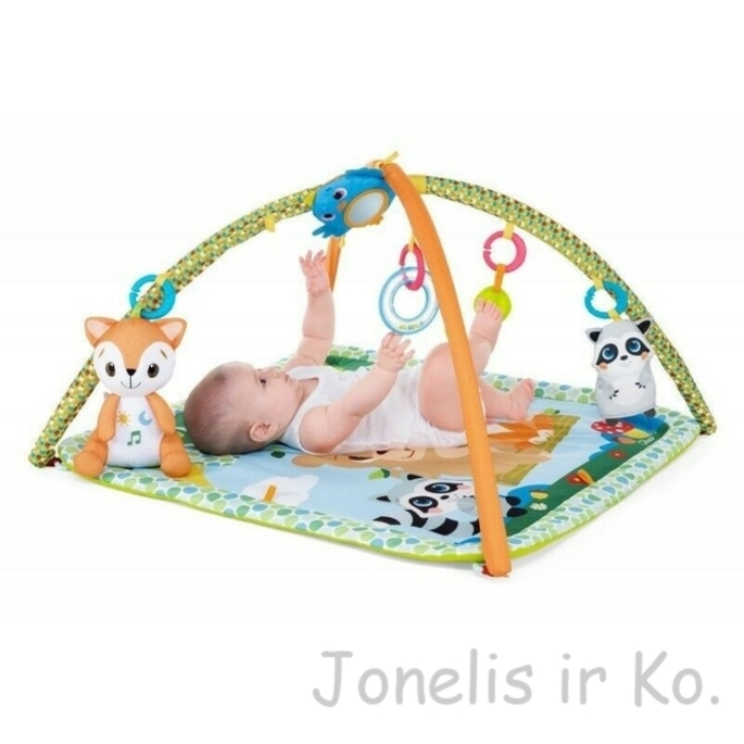 CHICCO Magic Forest Play Gym 0m+