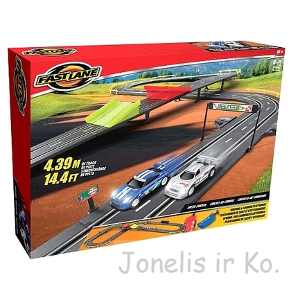 Fast Lane - Speedway Chasers Playset