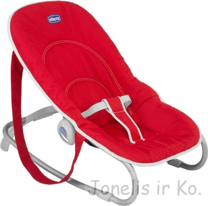 Hamaca Easy Relax Chicco red
