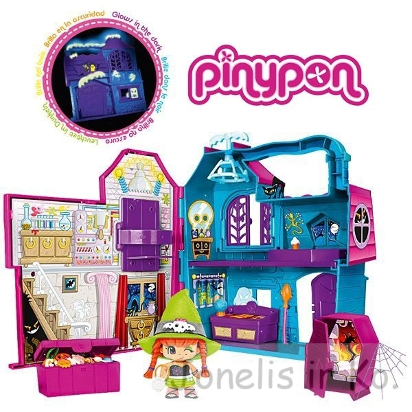 PINYPON PinyPonHaunted House