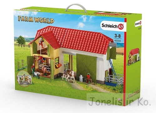 Schleich 2016 Large Farm 42333